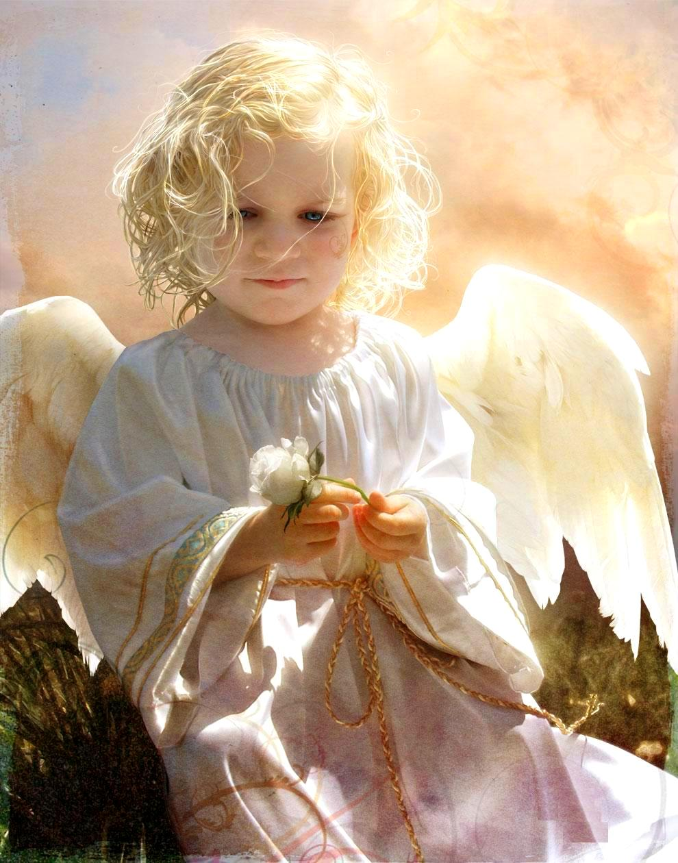 Gentle Angels Ukrainian Sets Many Stories About
