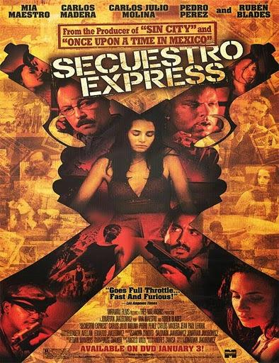 Ver Secuestro Express (2005) Online