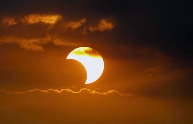 eclipse parcial sol