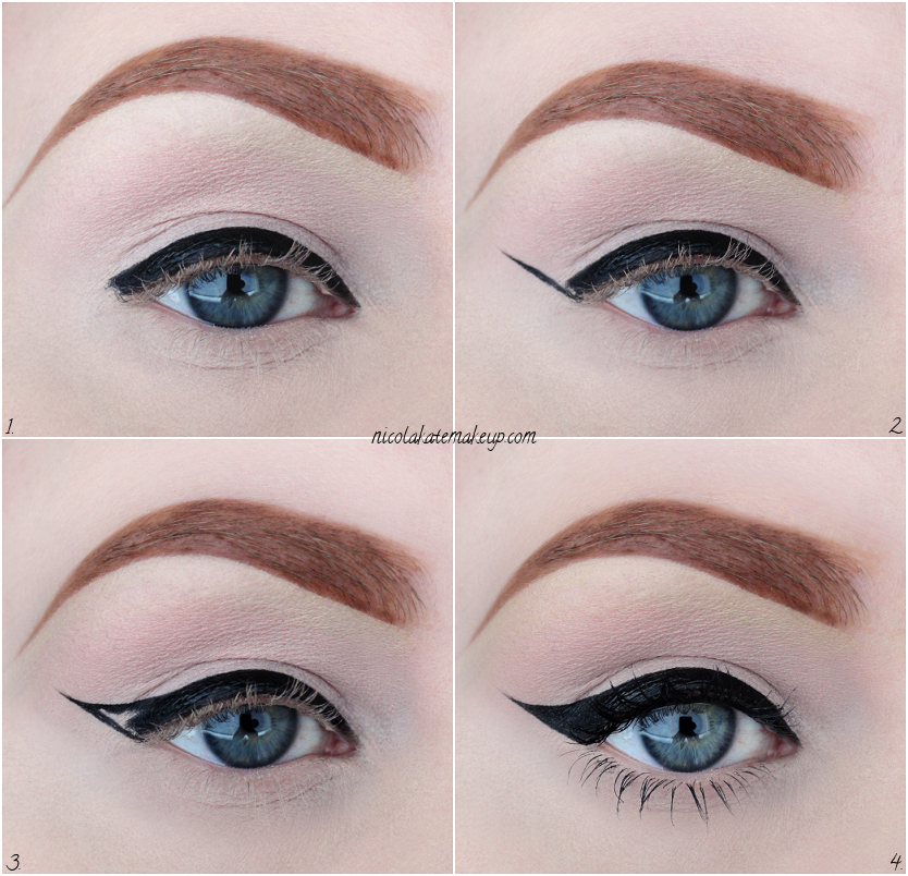 Nicola Kate Makeup: Eyeliner In 4 Easy Steps: Featuring ...