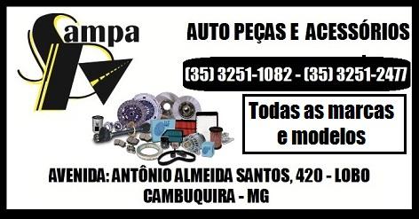 SAMPA AUTO PEÇAS E ACESSÓRIOS
