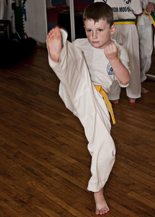 Junior High Kicking