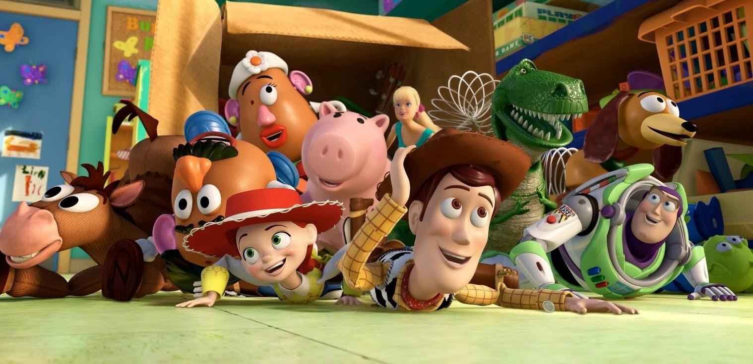 Toy Story 4 oficialmente anunciado para 16 de junho de 2017