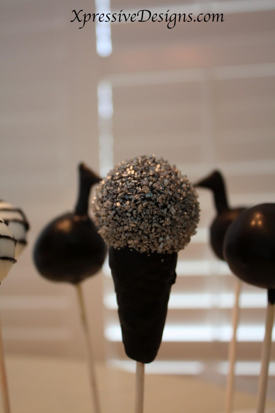 Xpressive Designs: Cake Pops