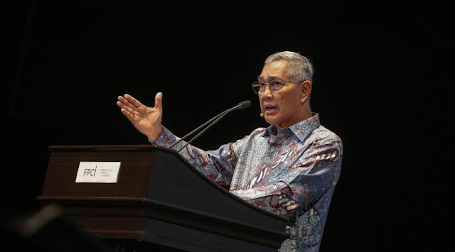 Try Sutrisno Sarankan Peran MPR Dikembalikan Seperti Zaman Soeharto