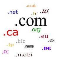 Various domain name Registration guide-Info