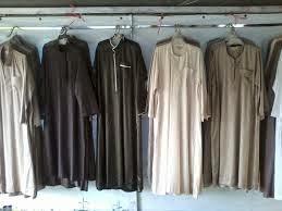 Panduan menjahit pelbagai jubah