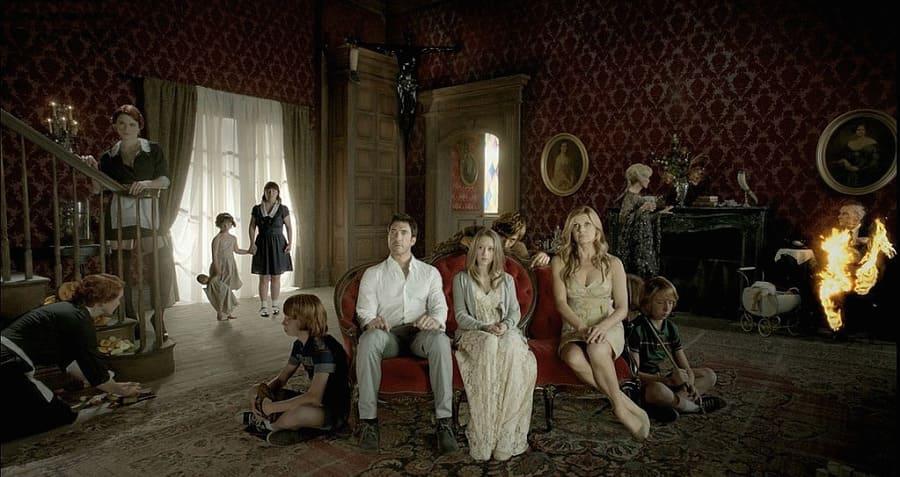 American Horror Story - 3ª Temporada (Coven) 2014 Série 720p BDRip Bluray HD HDTV completo Torrent