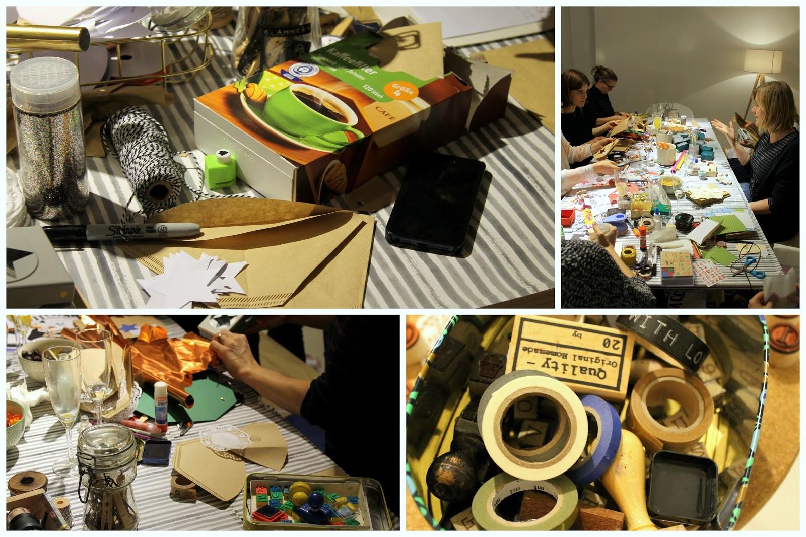 DIY Workshop How we live