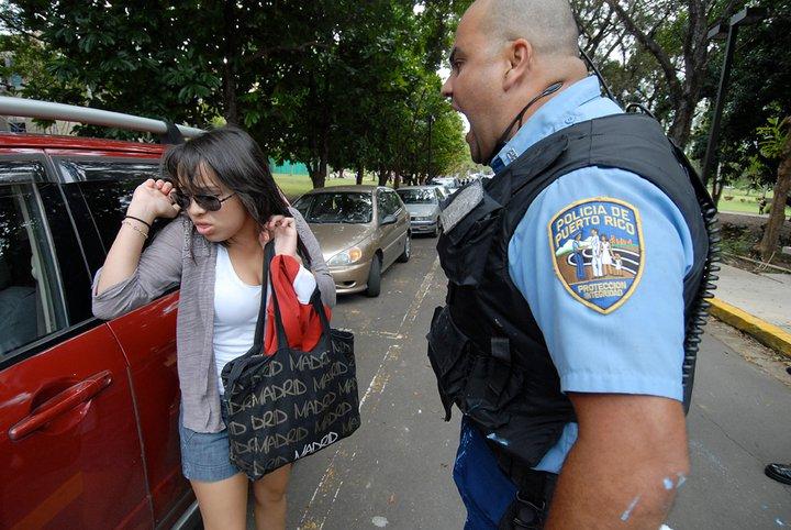 Policia De Puerto Rico. La policía de Puerto Rico