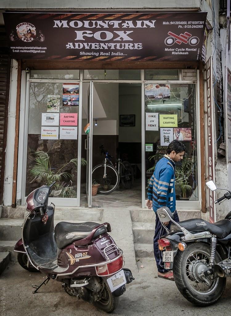 bike rentals in uttarakhand, budgetyatri