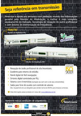 Compre já o seu trasmissor teletronix, com garantia e certificado.