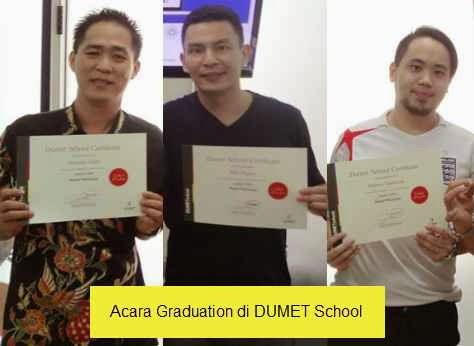 Acara Graduation