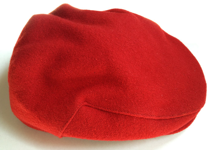 Stetson drivers red