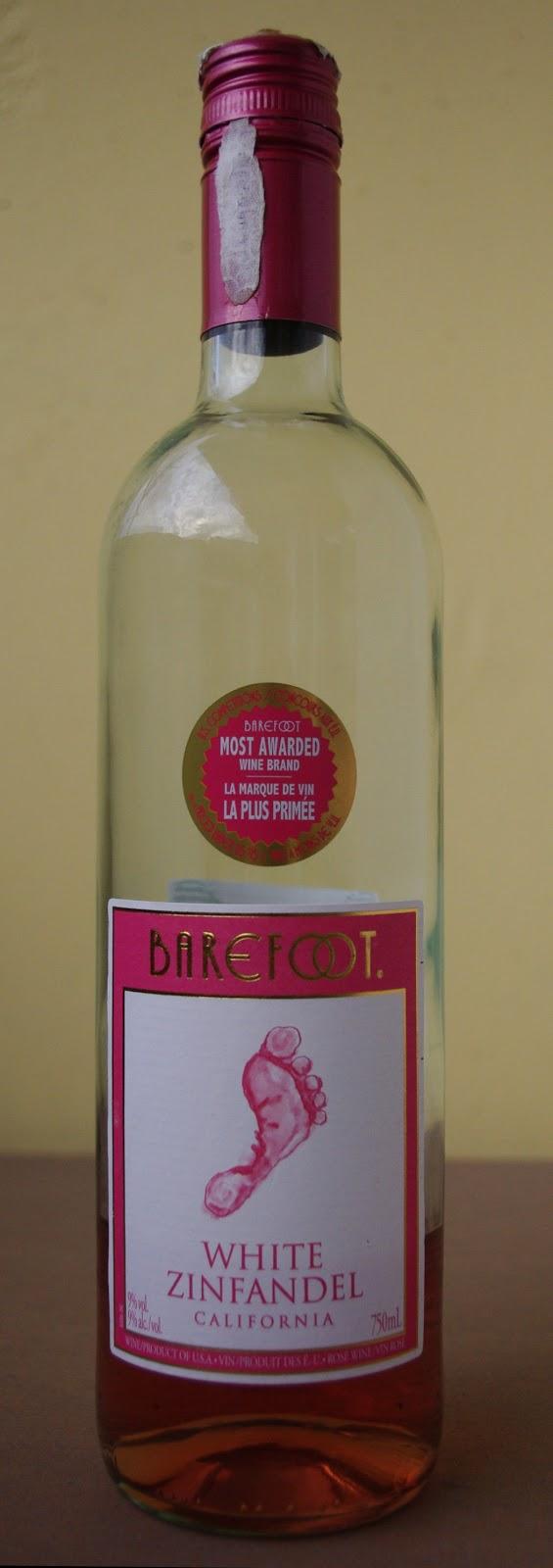 wino z Carrefour