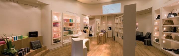 2006 - Anaïk Concept Store Shanghaï...