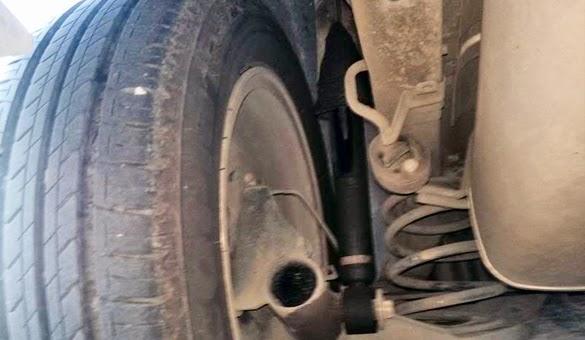 Mengenali Tanda Kerusakan Pada Shockbreaker Mobil