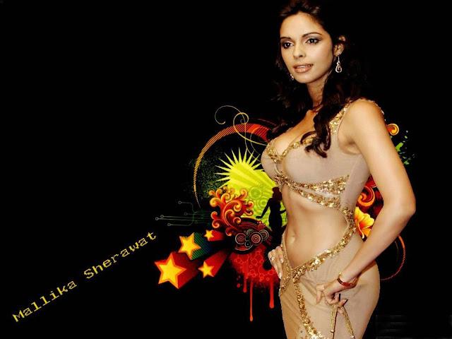 Mallika Sherawat HD Wallpaper
