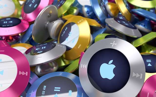 Apple Ipod Air Concept HD Wallpapers