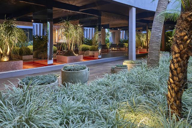 Jardim do Refúgio no Casa Cor 2015