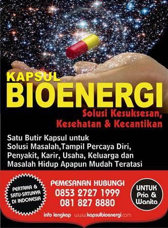 Kapsul Bioenergi