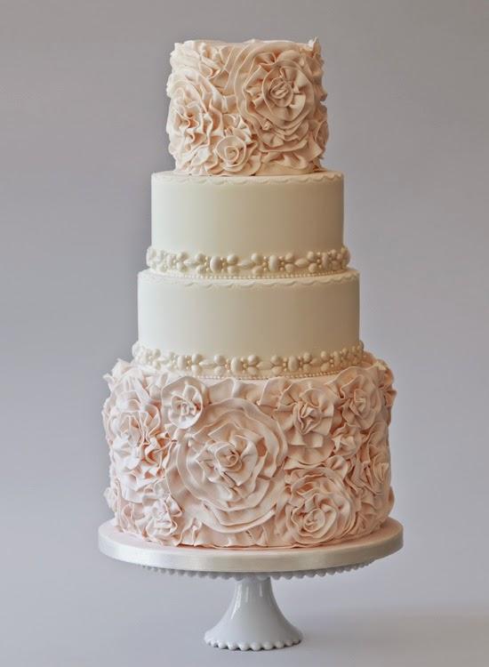 bolo diferente de casamento