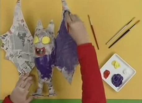 Creación Artesanal Manualidades de Halloween, Reciclaje creativo ...