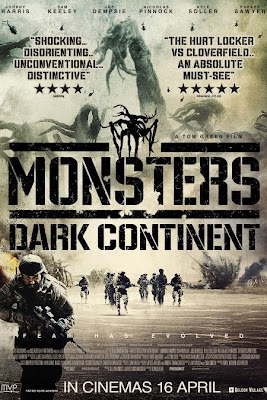 Monsters: Dark Continent – Legendado