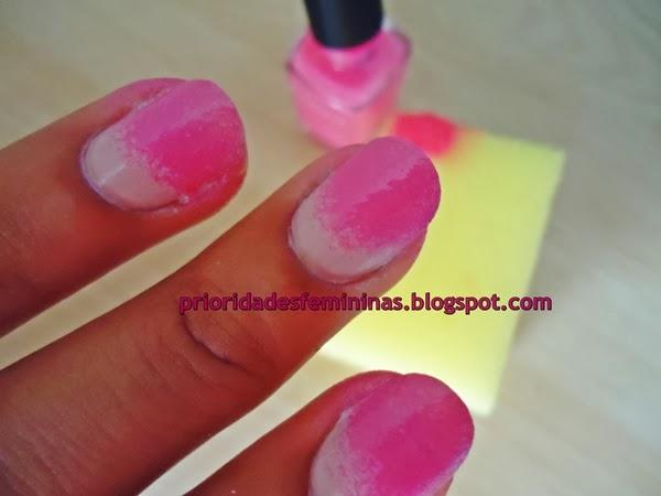 como fazer nail art
