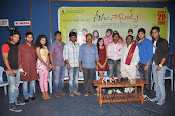 Nenu Naa Friends Press meet Photos-thumbnail-1
