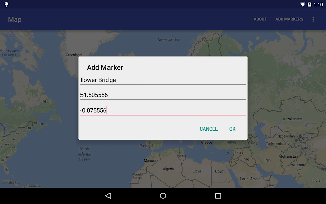 Add Marking To Google Map (Google Maps Android Api V2)