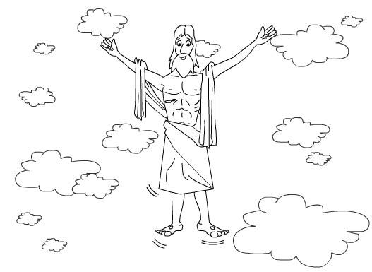 tentang Kematian (Jumat Agung) sampai Kebangkitan Tuhan Yesus (Paskah