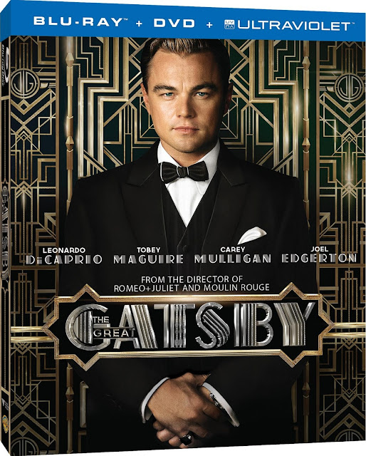 The Great Gatsby Blu-Ray Combo Pack