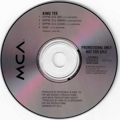 King Tee – Dippin' (Promo CDM) (1994) (320 kbps)