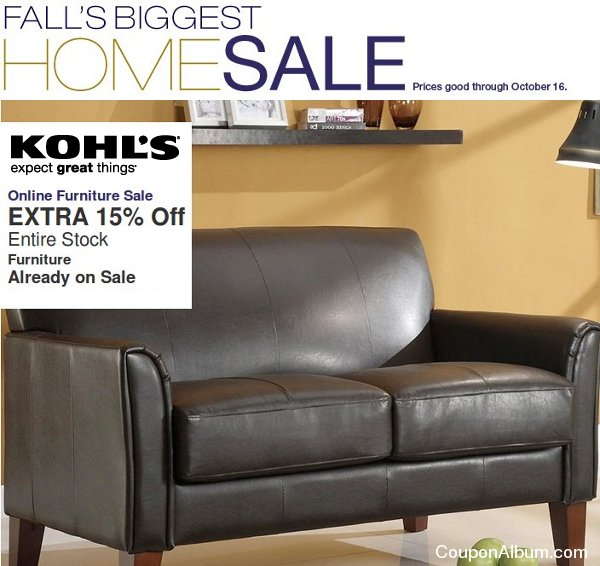 Kohl's Memorial Day Weekend Sale