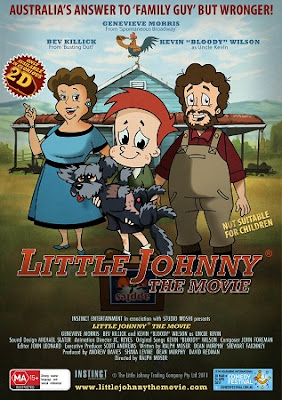Little Johnny the Movie (2011) BRRip 720p Mediafire