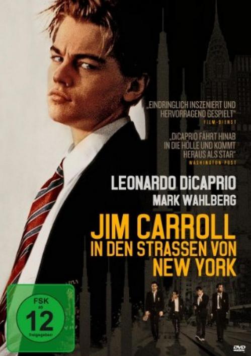 Filmtipp Familienfunk Jim Carroll - In den Straßen von New York