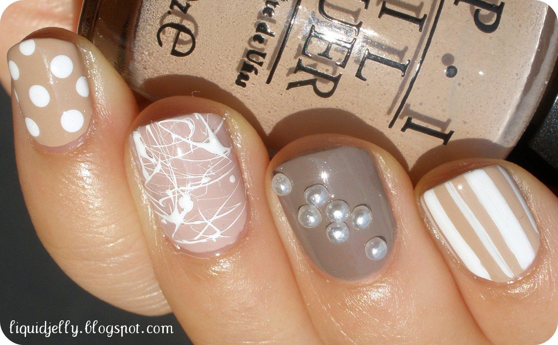 neutral nail designs - Ideal.vistalist.co