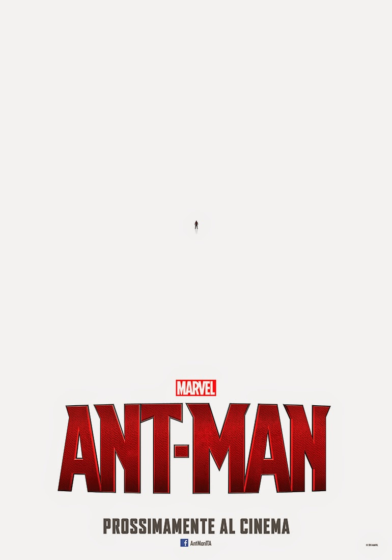 ANT-MAN; TRAILER ITALIANO UFFICALE DEL FILM MARVEL COMICS