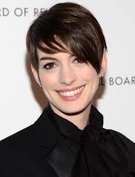 Star Hairstyles For Summer Anne Hathaway