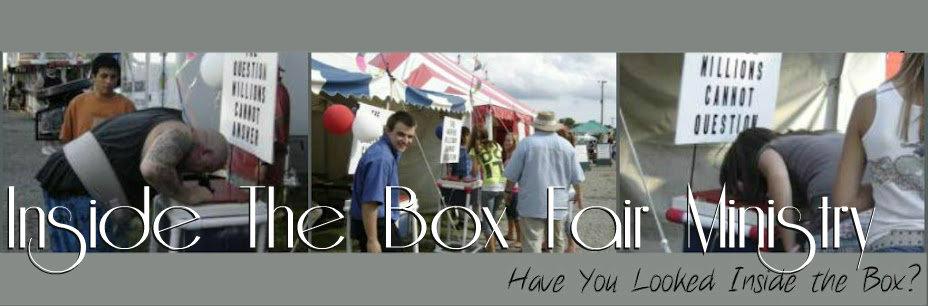 Inside The Box Fair Ministry