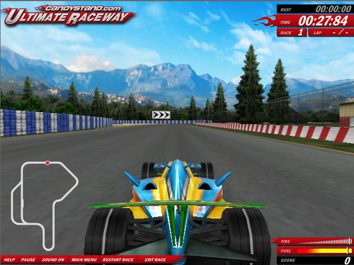 play now online racing games