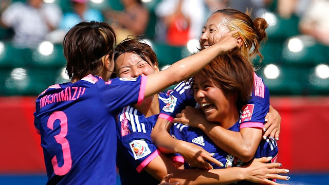 Highlights Australia 0 – 1 Japan (Women World Cup)