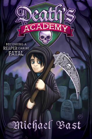 http://www.bookdepository.com/Deaths-Academy-Michael-Bast/9781462113804
