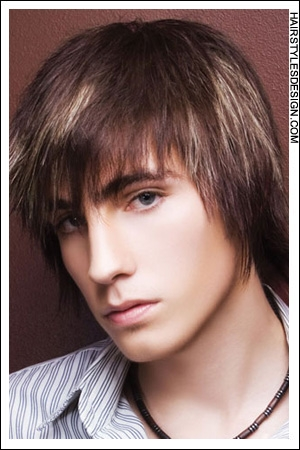 Medium Men Hairstyles