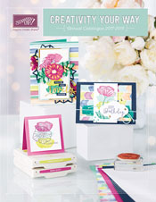 Link naar de Stampin'Up catalogus 2017/2018