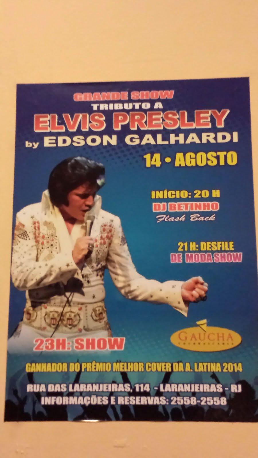 Dia 14 de Agosto de 2015 na Churrascaria Gaucha