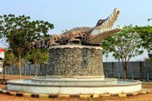 Tanjung Pasir Crocodile Park