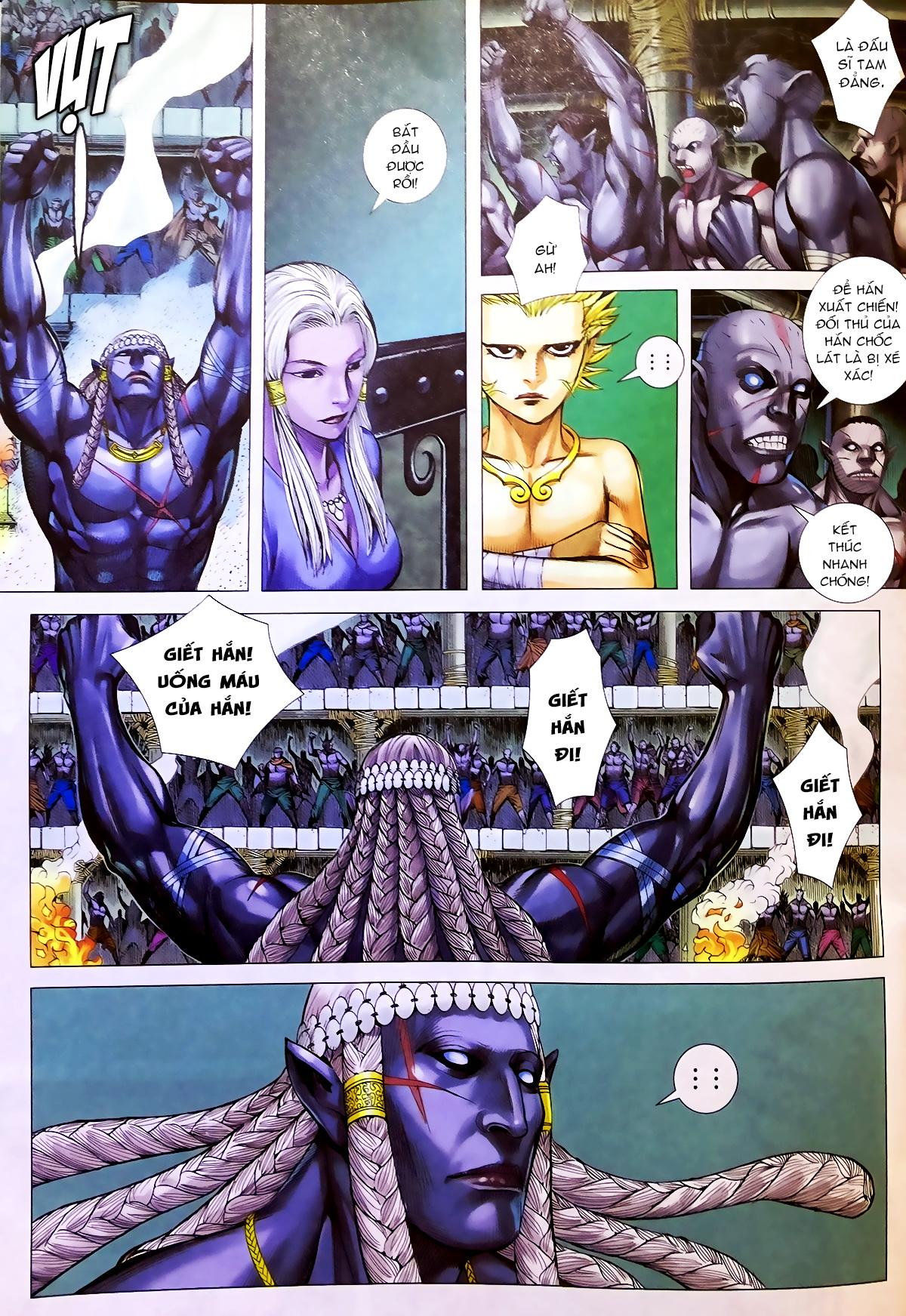 Tây Du chap 60 page 20 - IZTruyenTranh.com