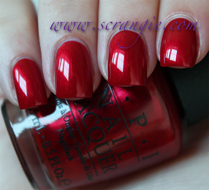 Black Nail Polish Color Names: Scrangie: OPI Germany Collection Fall 2012 Swatches And Review